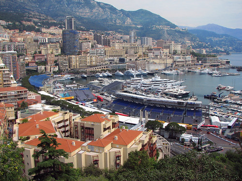 Monte Carlo - Port of Hercules | by *Checco*