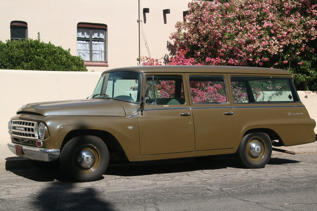 International Travelall 1963 Or 1964 Spotted In My Old