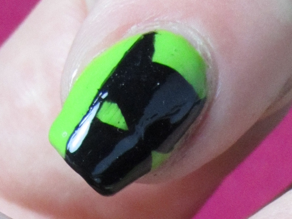 It\'s Great To Be A Nerd Nail Art - Preview | Here\'s the full… | Flickr
