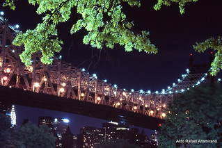 Queensboro Bridge from Queensbridge Park | by Rafakoy