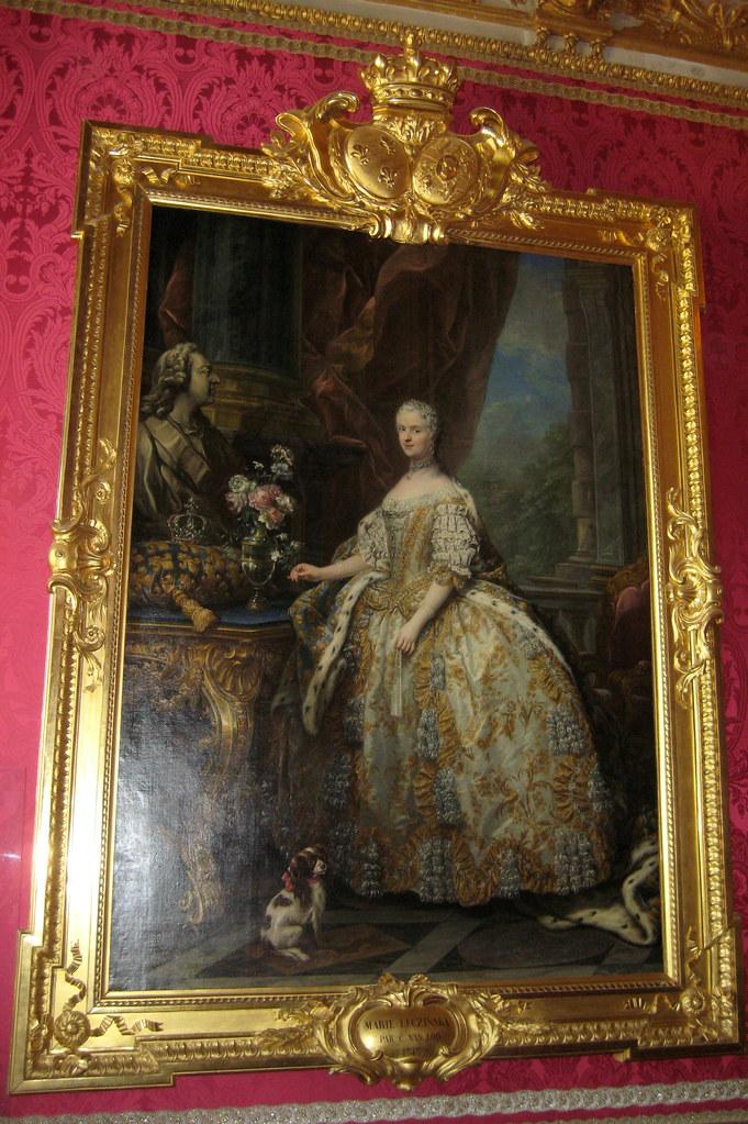 Versailles ch teau de versailles salon de mars queen for Salon de versailles 2016