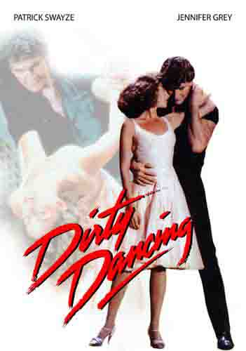 Dirty dancing movie poster firstposter dotcom flickr - Pelicula dirty dancing ...