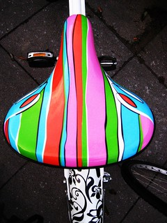 Spicylicious Bike Seatness | by Mikael Colville-Andersen