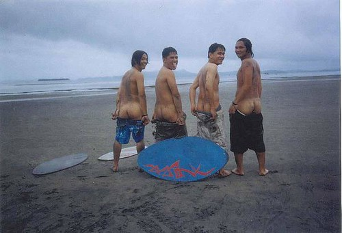 butt naked | BDAY BOYS butt naked at Banahaw Skimboarding Si ...: https://www.flickr.com/photos/gram669/2092644338