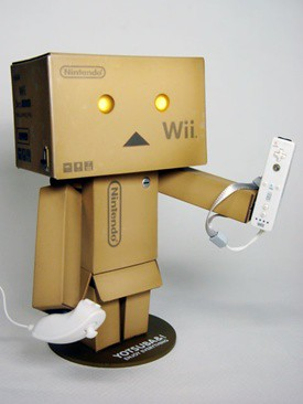 Wii Carton Box Robot Wiinintendodotnet5 Flickr