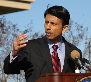 1/14/2008 Bobby Jindal, The Governor of Louisiana | by Marc V. Genre