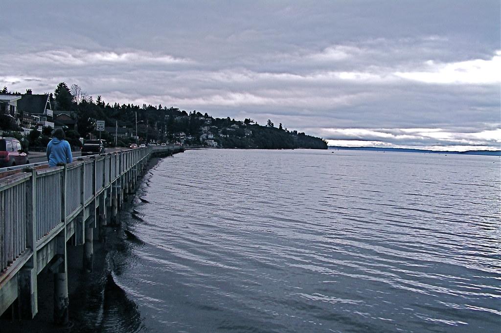 Tacoma Back Pages >> Puget Sound at Redondo Beach Washington | Redondo Beach WA ...
