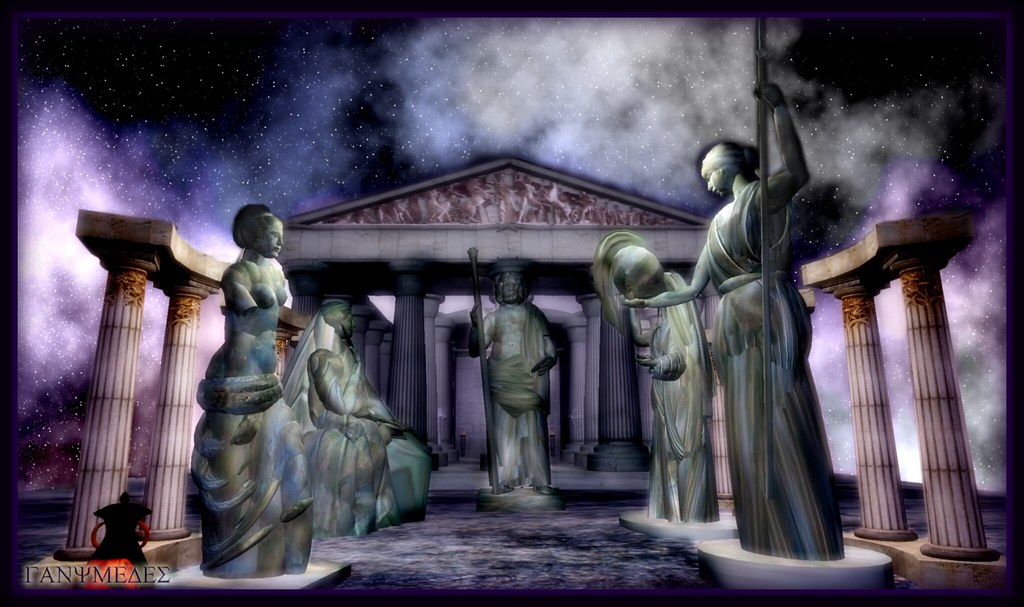 Crime and Punishment: Eternal Damnations as handed down by the Ancient Greek Gods