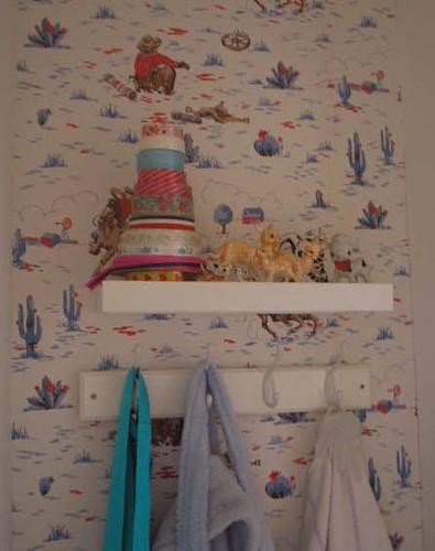 ... My Cath Kidston Cowboy Wallpaper | By Annelibabe