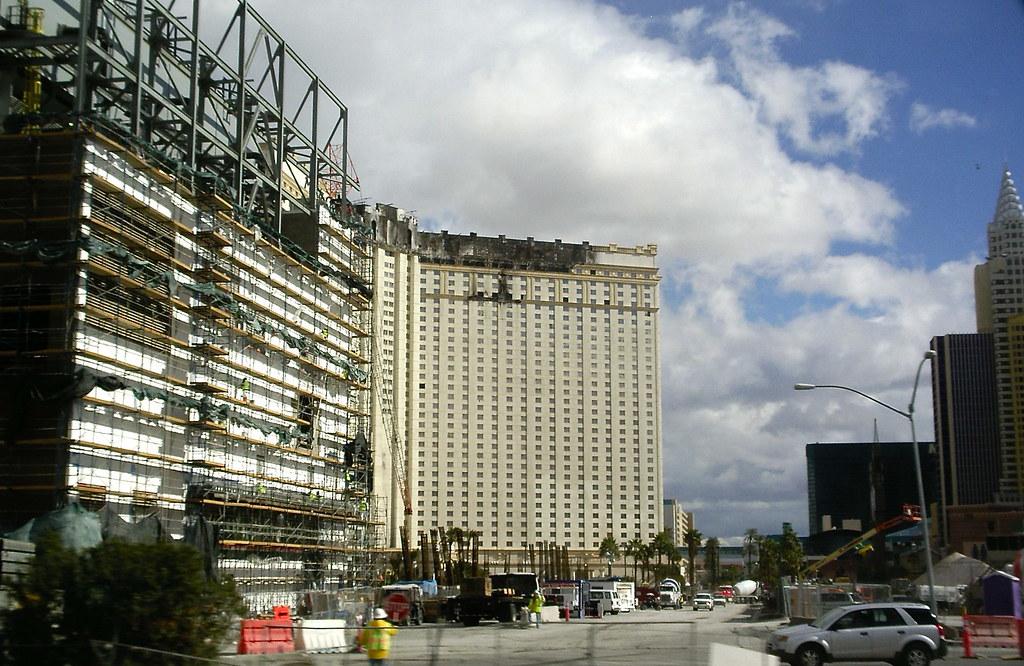 The Monte Carlo Hotel Las Vegas