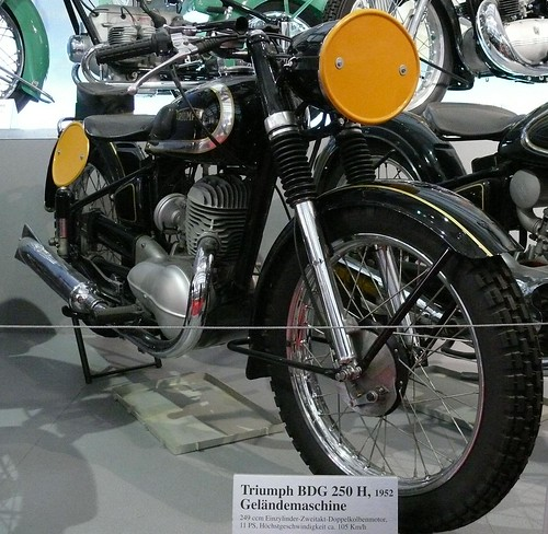 triumph bdg 250 h 1952 scrambler stkone flickr. Black Bedroom Furniture Sets. Home Design Ideas