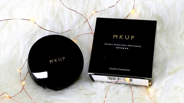 MKUP Flawless Perfect Glow (Oil Control) Cushion Foundation