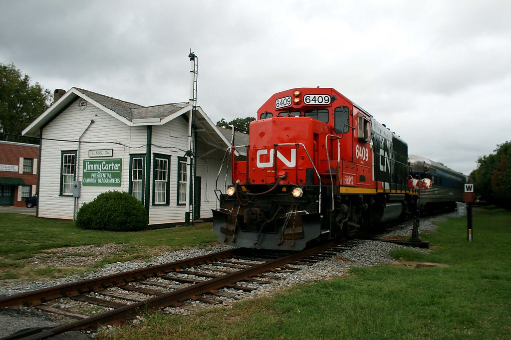 939 >> Sam Shortline Train in Plains, Georgia | The Sam Shortline b… | Flickr