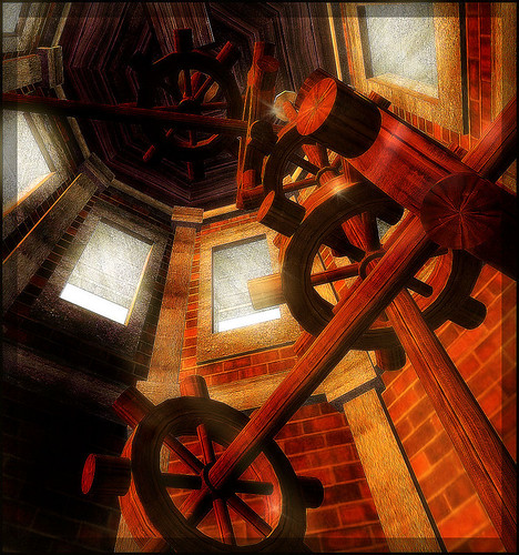 lighthouse mechanism | by ariel brearly