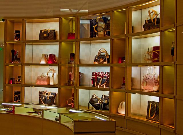 Louis Vuitton Boutique Store Interior Photo 314 Flickr