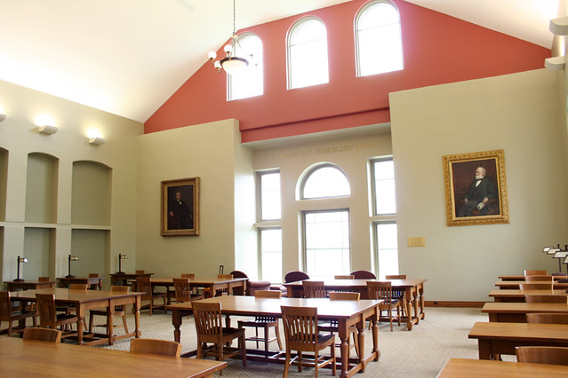 Uris Library Room Reservation