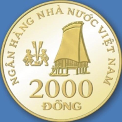 Tiền xu 2000 VNĐ | by Khắp mọi miền đất nước Việt Nam !