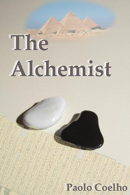 Alchemist Assignment 1 Book Cover We Ve Done The Book