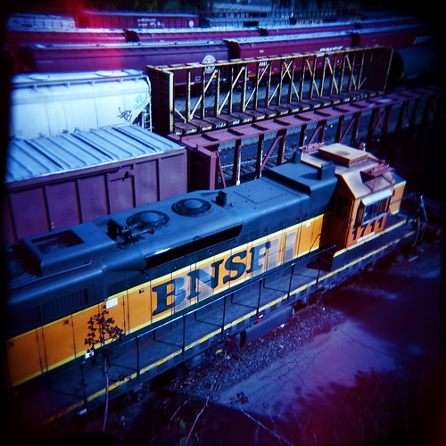 BNSF | by liquidnight