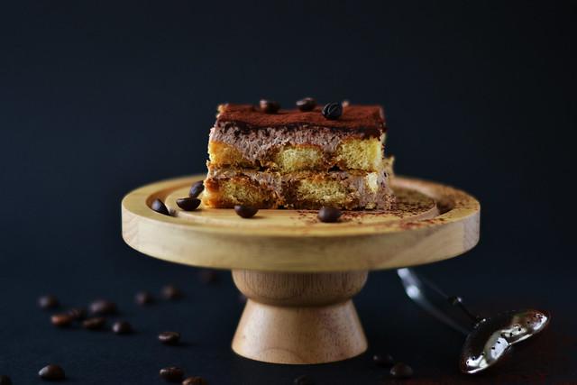 tiramisu cu serbet de cacao