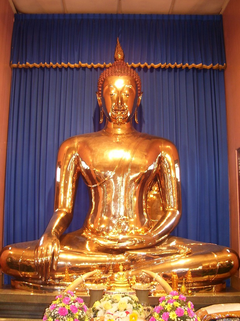 Golden Buddha - Bangko...