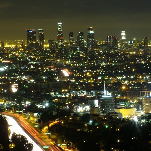 Los Angeles At Night | by toptenpicturesblog