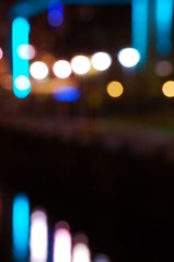 Clyde Lights Bokeh | by Melina Hunter