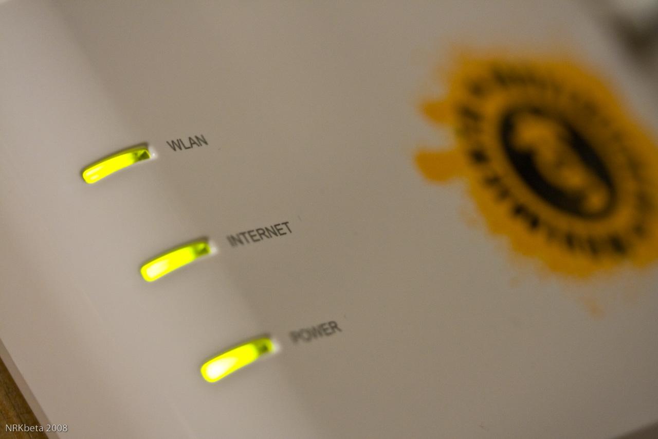 WLAN DSL Router