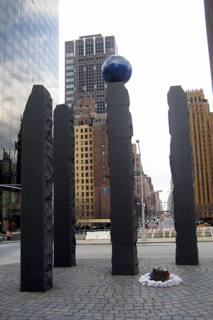 Nyc Hope A Monument To Raoul Wallenberg Hope A