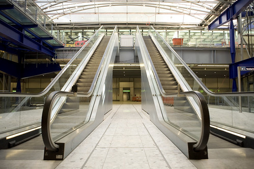 Heathrow Terminal 5 - Transport links | by terminal5insider