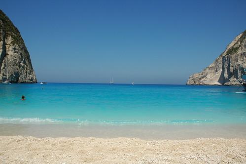 Navagio beach dove si trova