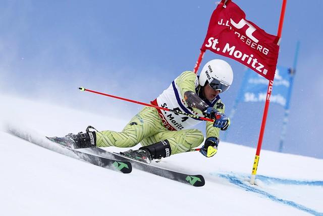 Juan del Campo - St Moritz