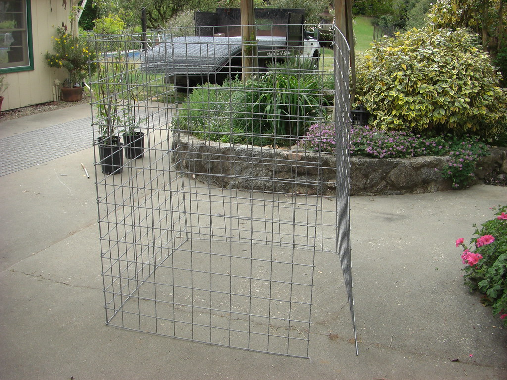 Deer Cage Deer Abatement Cage To Protect Young Trees