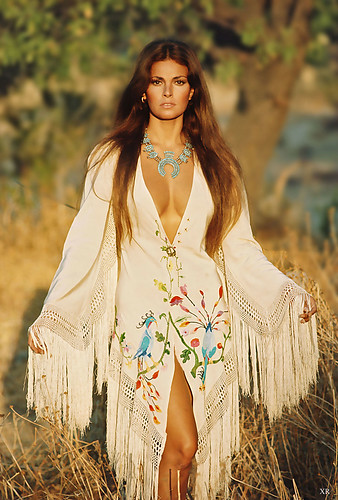 1970 ... Raquel goes native! | by x-ray delta one