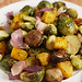 Roasted Pumpkin and Vegetables