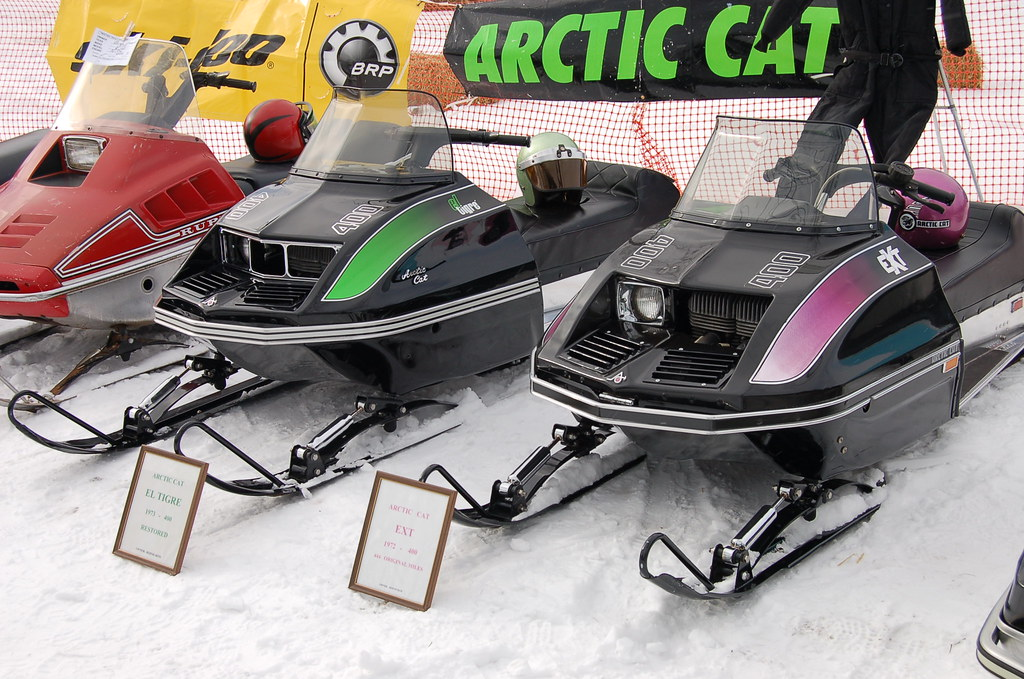 Arctic Cat  X Oil