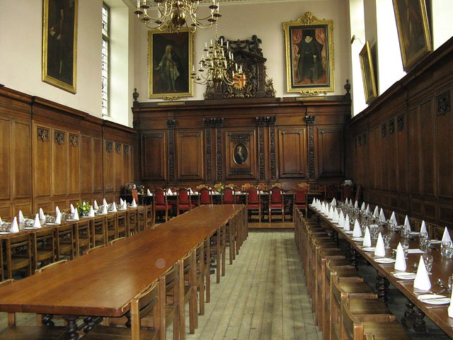 Dining Hall At Clare College Dining Hall At Clare College Flickr