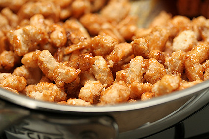 candied peanuts | by David Lebovitz