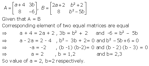 RD Sharma Class 12 Solutions Chapter 5 Algebra of Matrices Ex 5.1 Q21