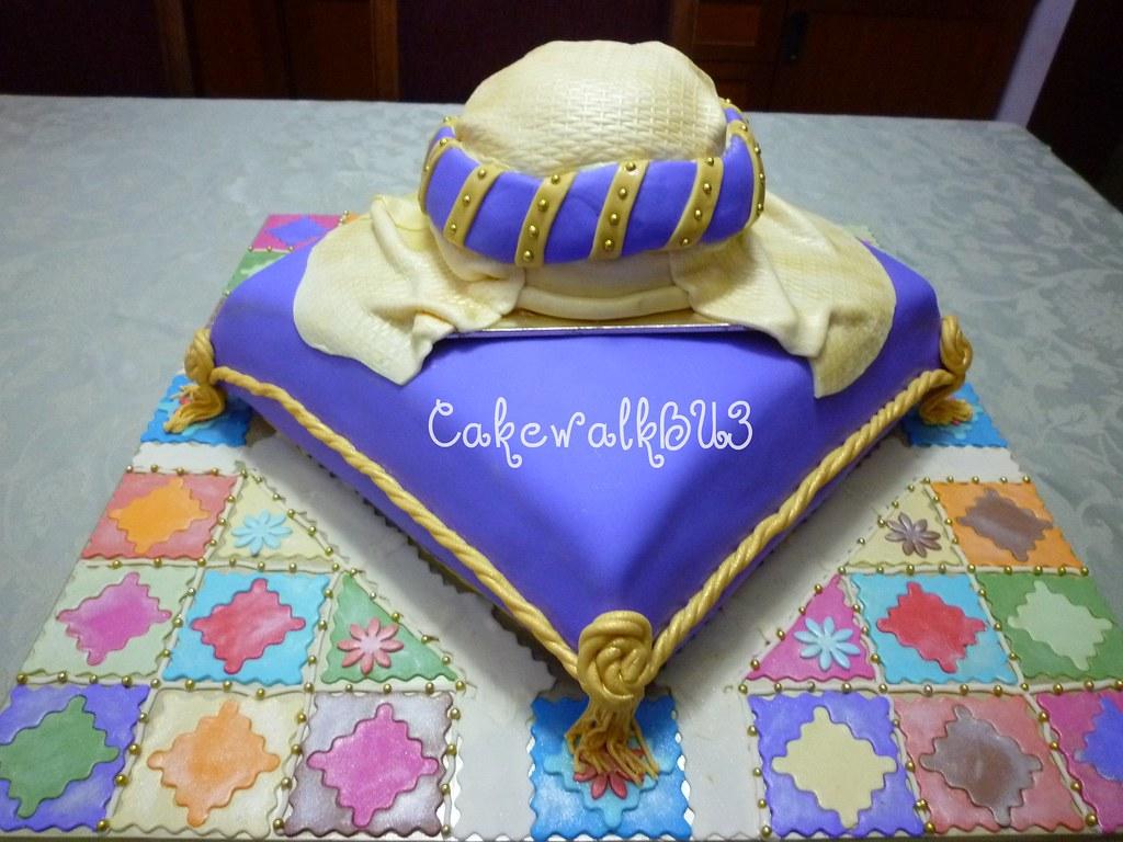 Birthday Cake Cush