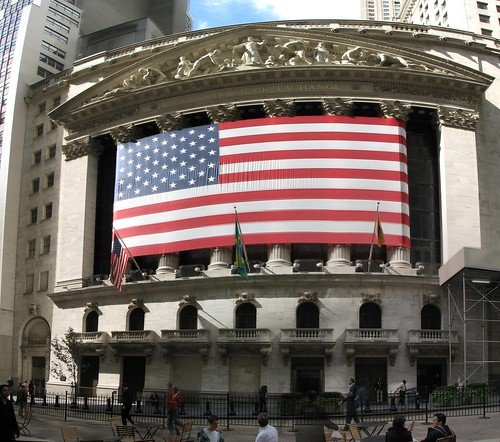 The New York Stock Exchange | by epicharmus