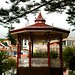 Traditional bandstand