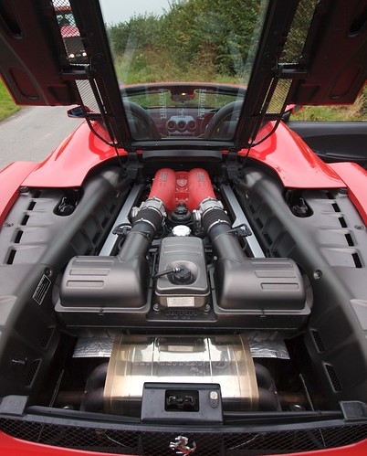 Cenário 3d Ferrari F430 Modelo 3d: Ferrari F430 Spyder