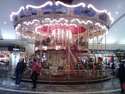 Fine carousel at Garden State Plaza | by Ron Coleman