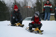 Winter a fun time for kids | by sunset.country