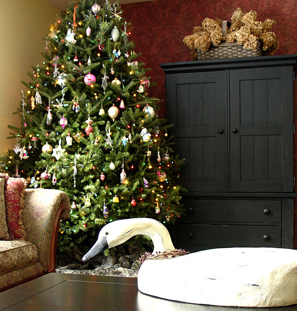 christmas in my living room by a storybook life