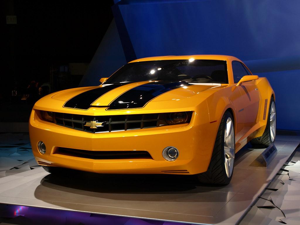 Chevrolet Camaro Bumblebee | Angela&Martin | Flickr