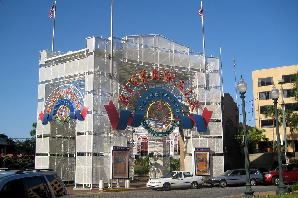 Ic Free Shipping >> New Orleans - CBD: Riverwalk Marketplace | Riverwalk Marketp… | Flickr