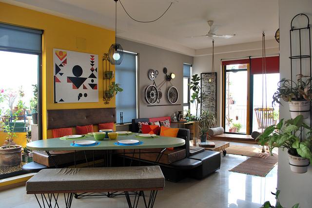 Neha and Gaurav's Apartment