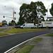 Slip lane, Blackburn Road and Monash Freeway